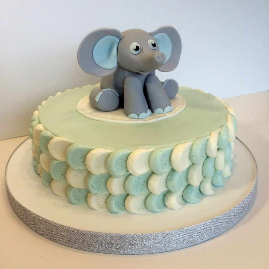 Bolo Elefantinho