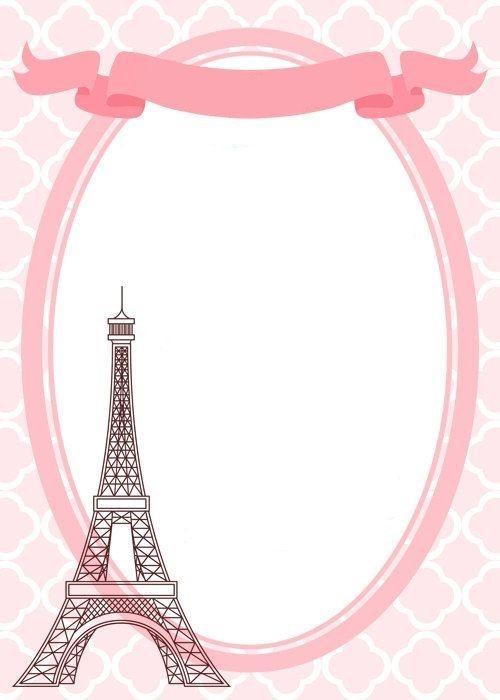 convite paris Online