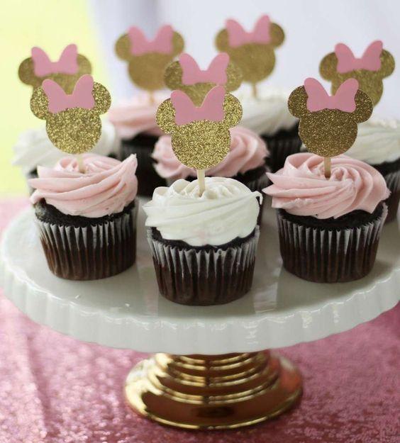 Cupcake Mickey Baby