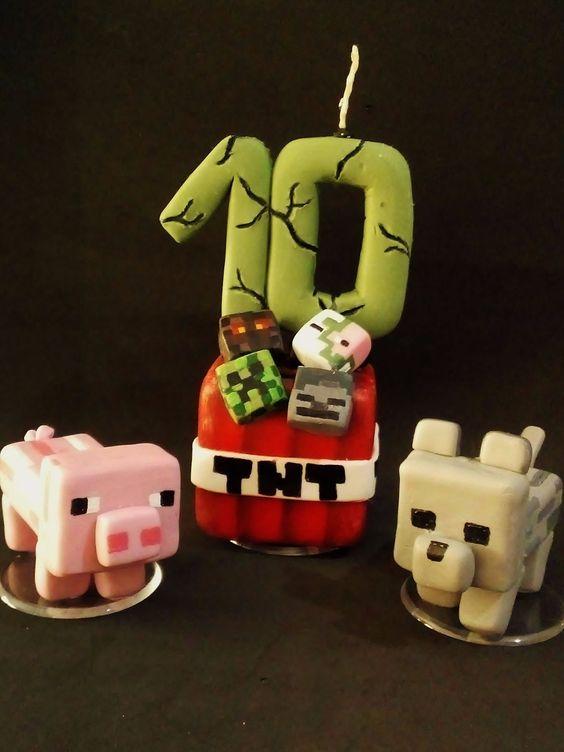 Cupcake Minecraft Topo