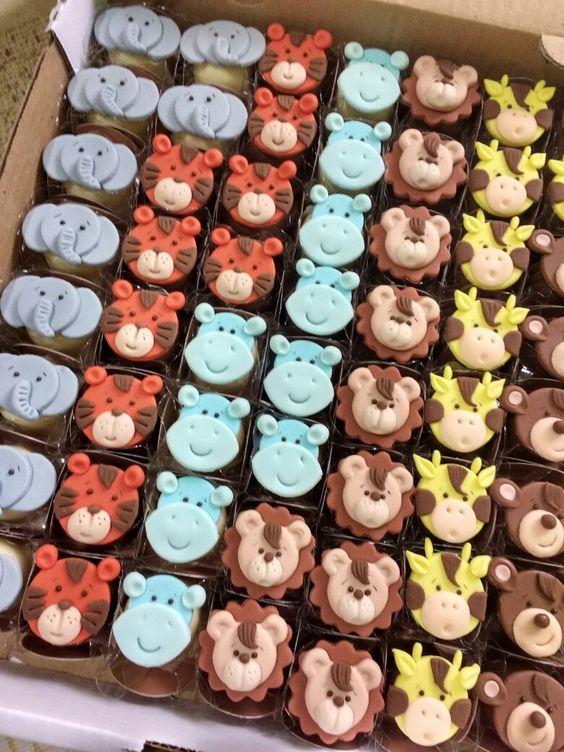 Cupcake Safari Baby