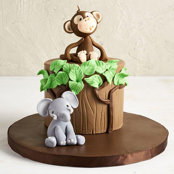 Cupcake Safari Topo