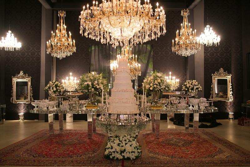 decoracao de casamento Luxo
