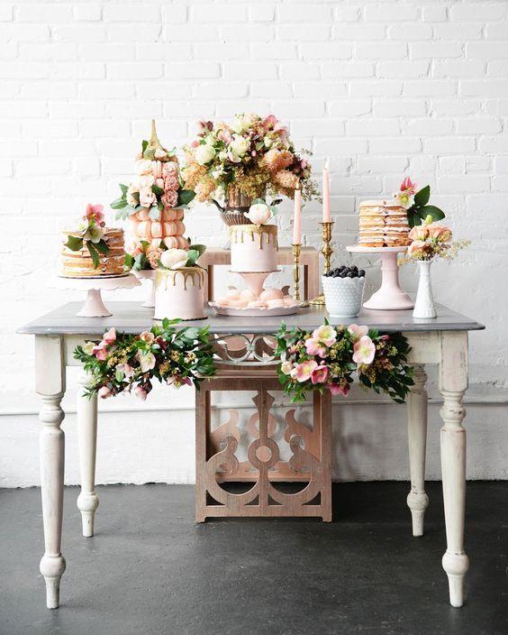 decoracao de casamento Simples