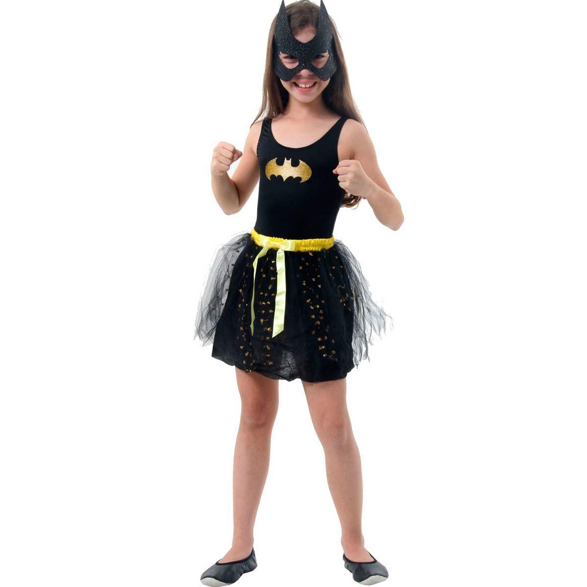 fantasia batgirl Carnaval