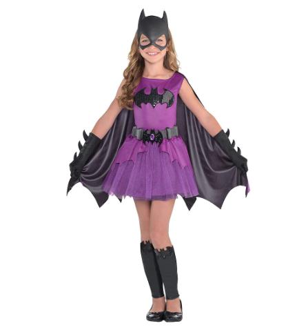 fantasia batgirl Criativa