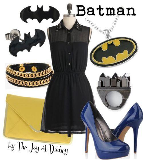 fantasia batgirl Improvisada