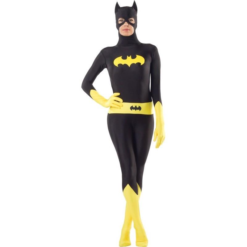 fantasia batgirl Luxo