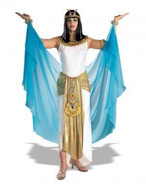 fantasia egípcia Feminina