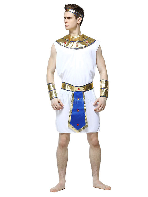 fantasia egípcia Masculina