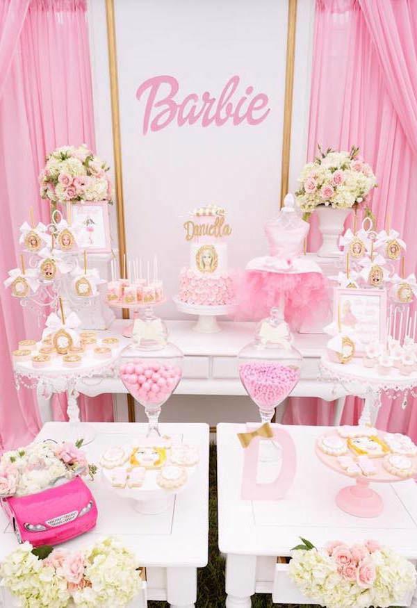 festa barbie Princesa
