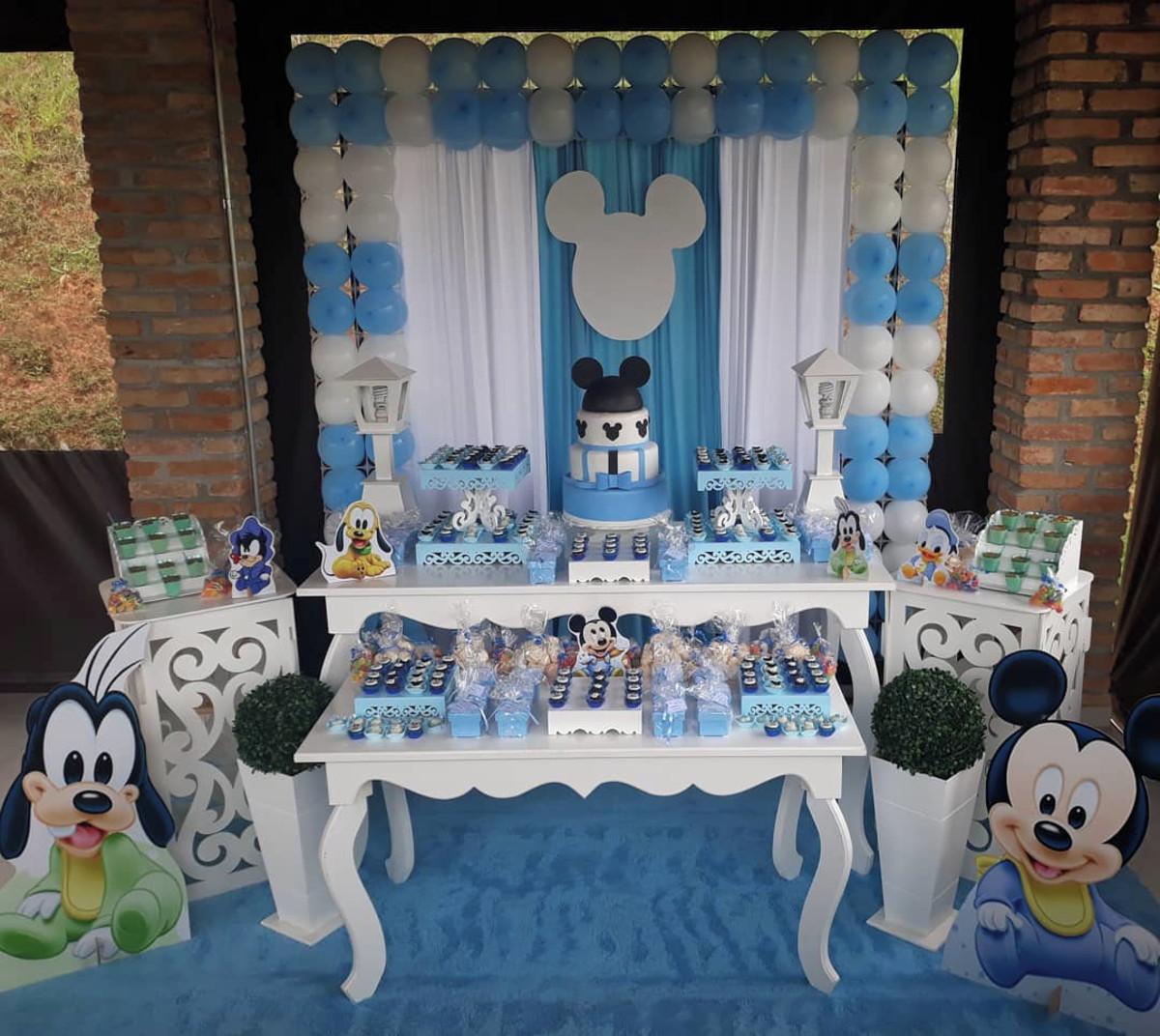 festa do mickey Baby