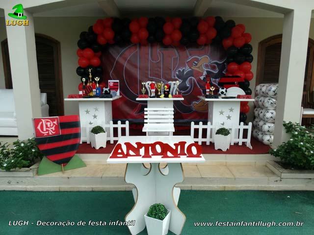 festa flamengo Infantil