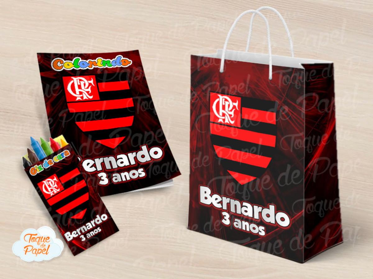 festa flamengo Lembrancinhas
