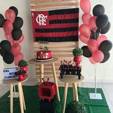 festa flamengo Simples