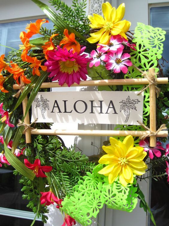Festa Luau Havaiano