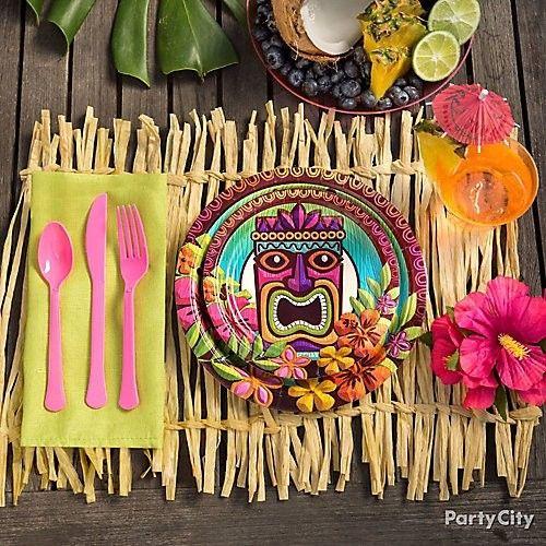 Festa Luau Infantil
