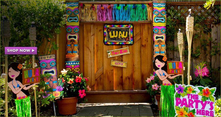 Festa Luau Luxo