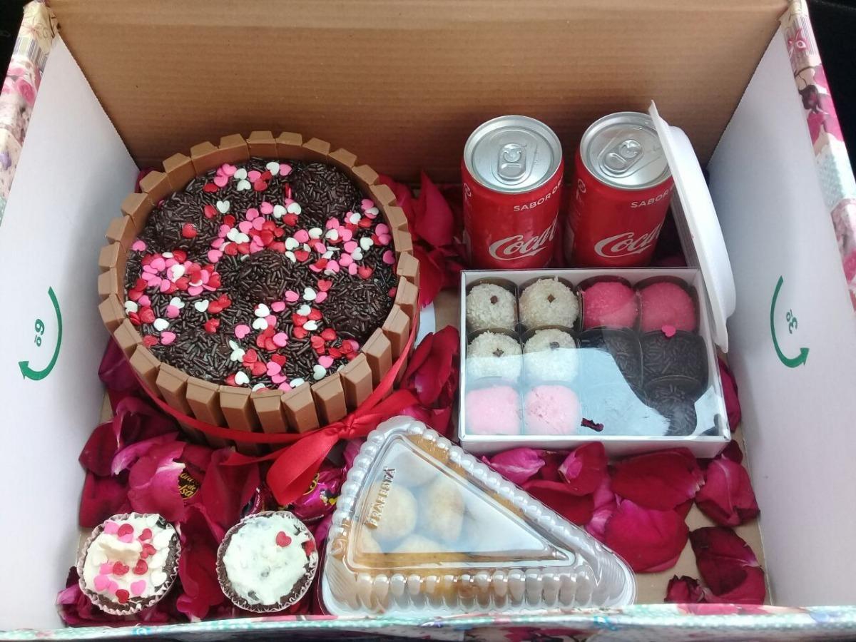 festa na caixa Para Namorado