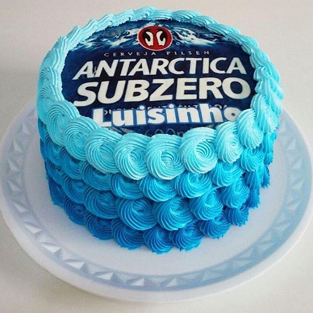 bolo antarctica Chantilly