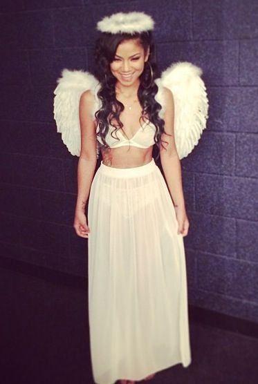 fantasia de anjo De Carnaval