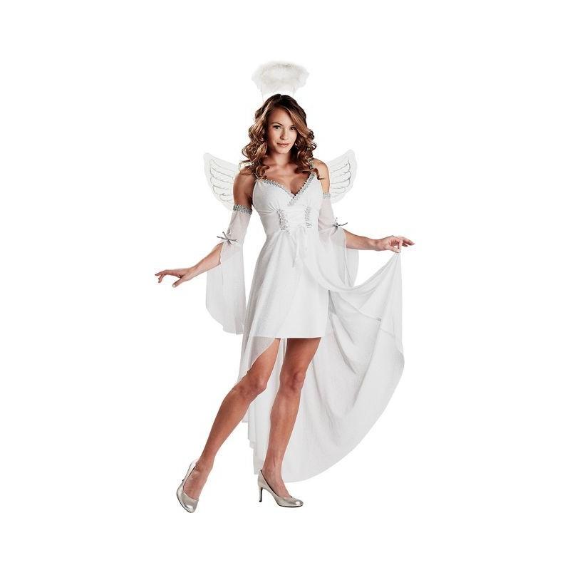 fantasia de anjo Feminina