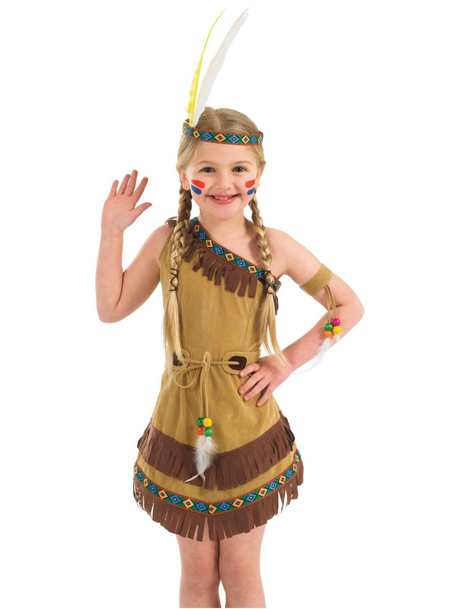 festa de índia Infantil