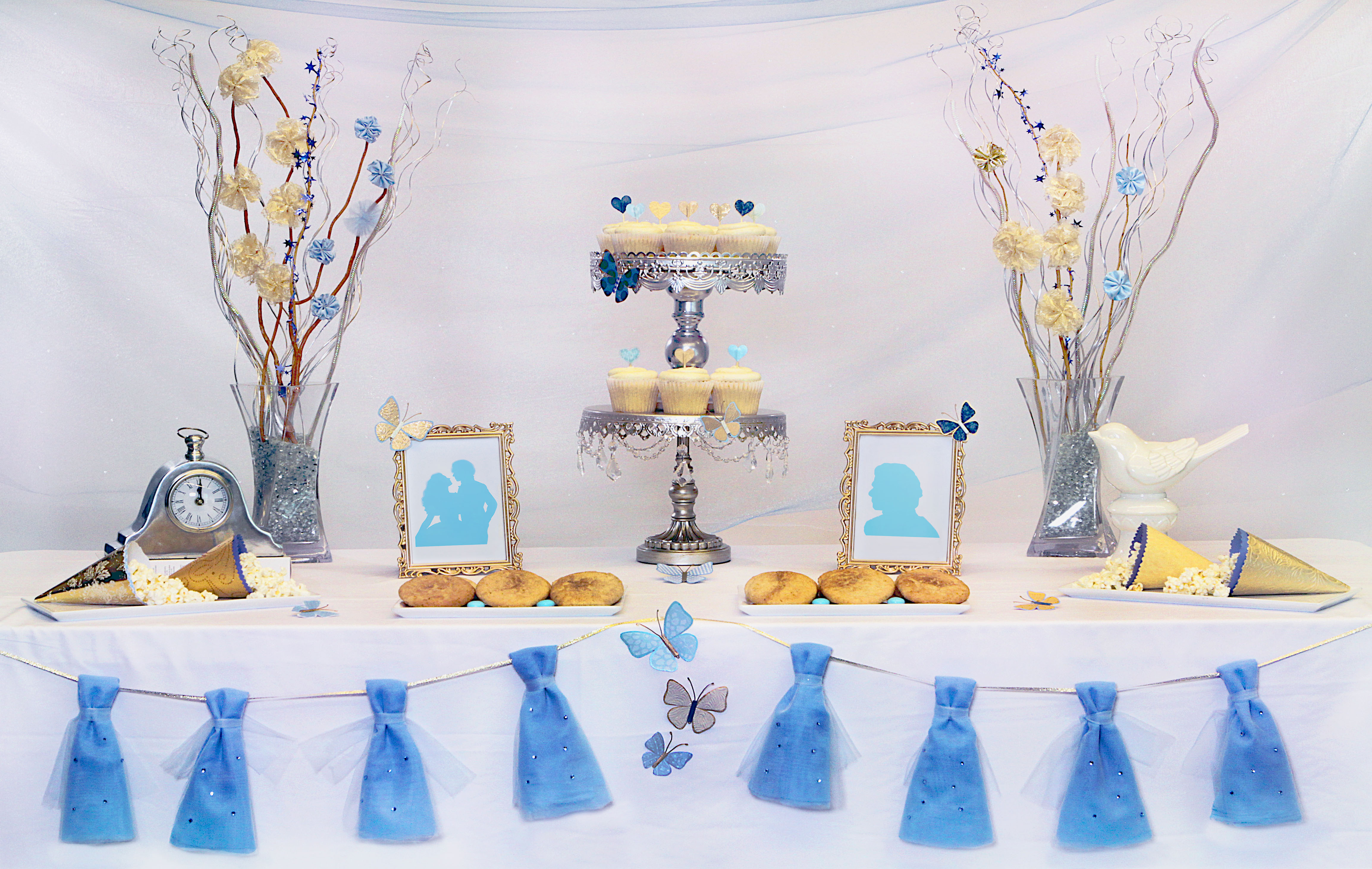 festa cinderela Simples