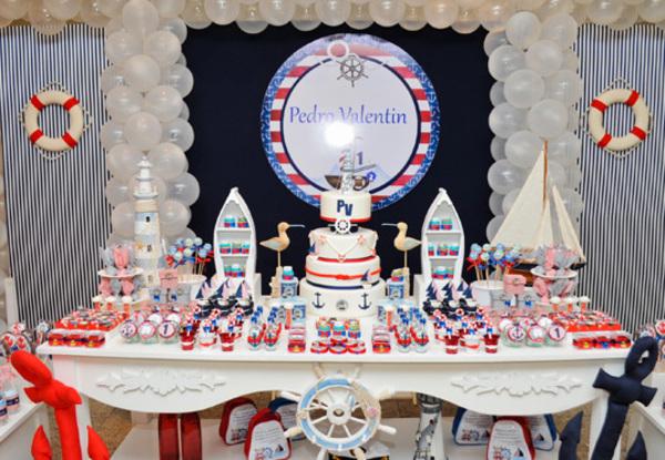 Infantil Festa Marinheiro