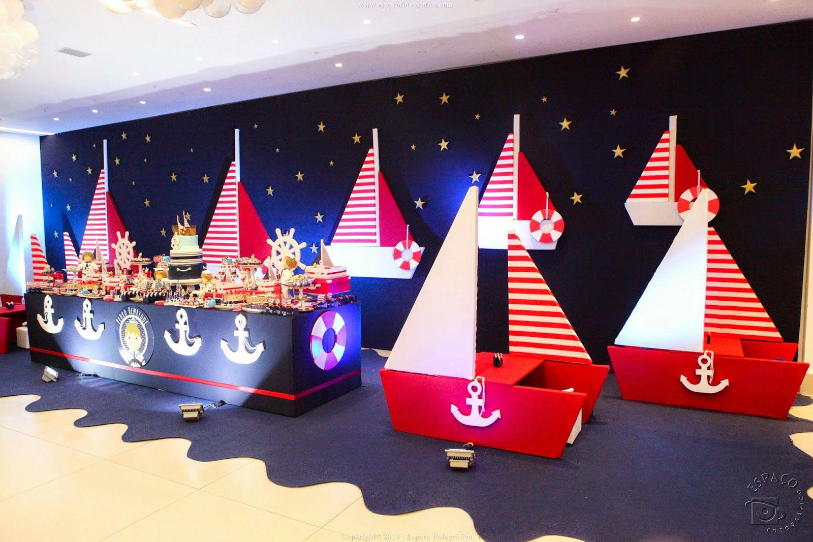 Luxo Festa Marinheiro