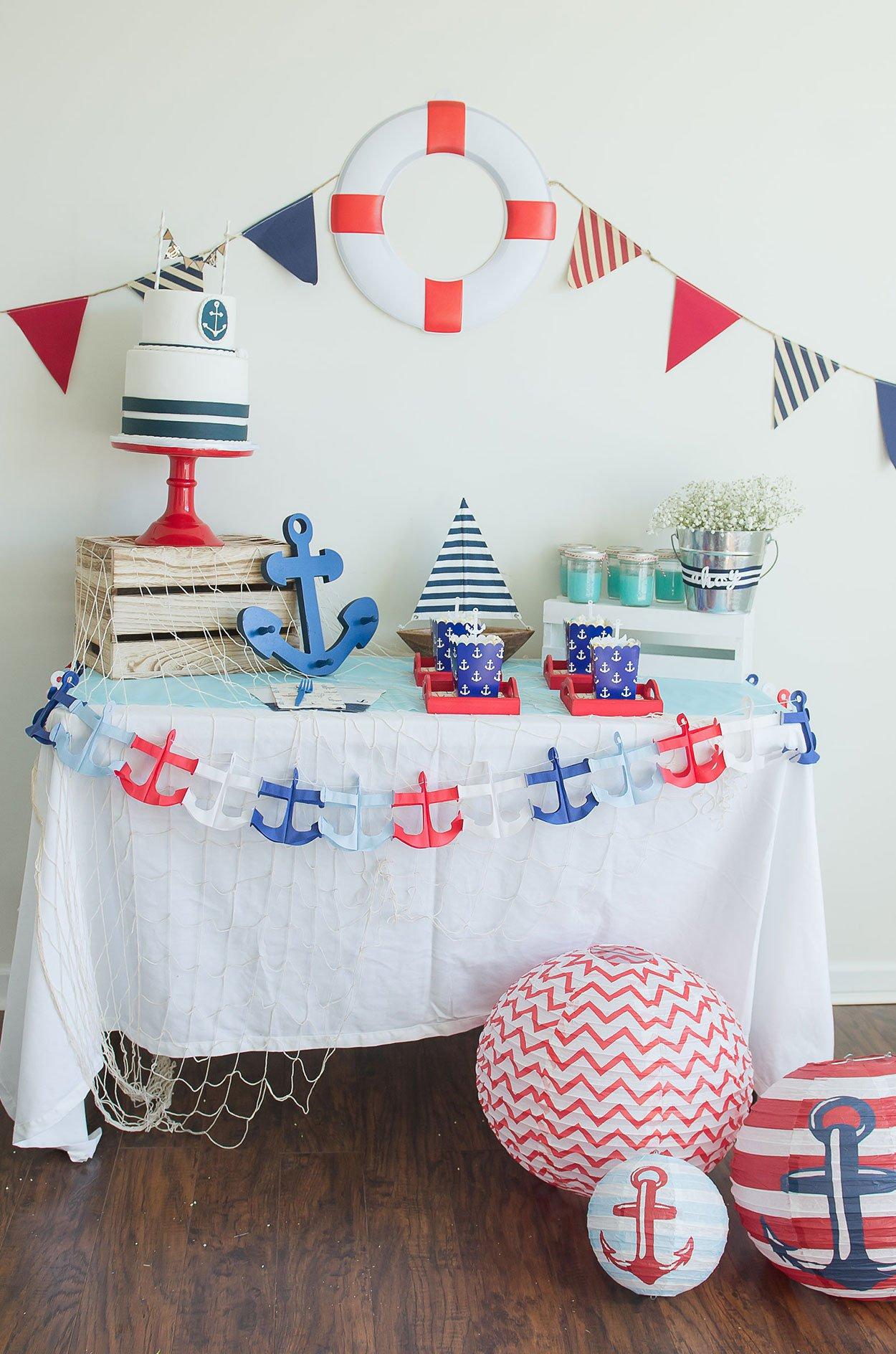 Simples festa marinheiro
