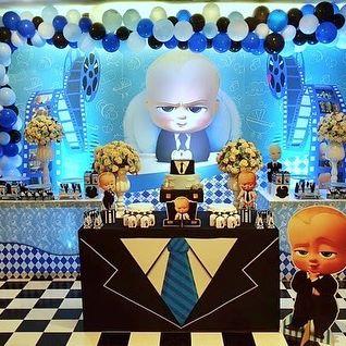 festa Poderoso Chefinho Luxo
