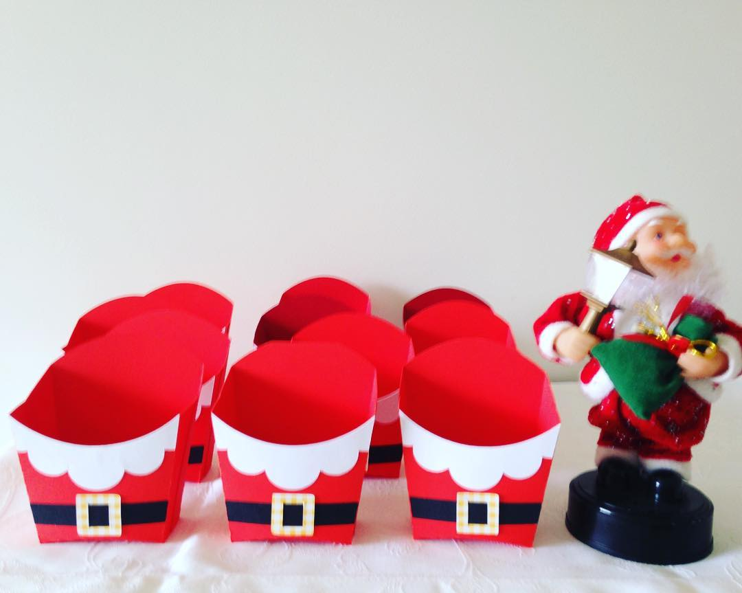 lembrancinha de natal Simples