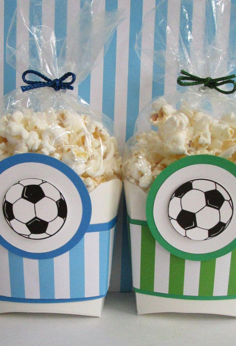 lembrancinha futebol Simples