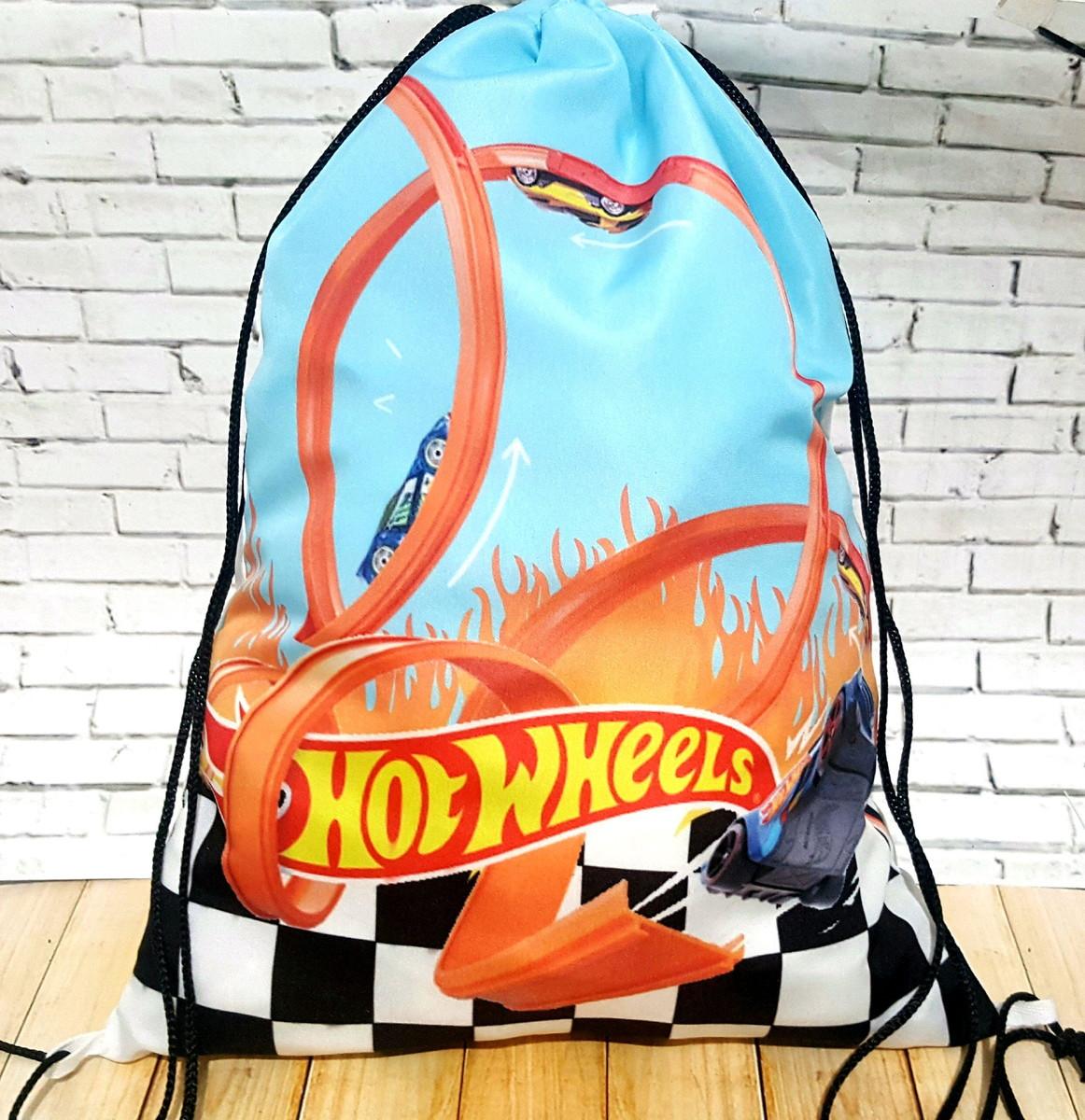 Lembrancinha Hot Wheels Mochila