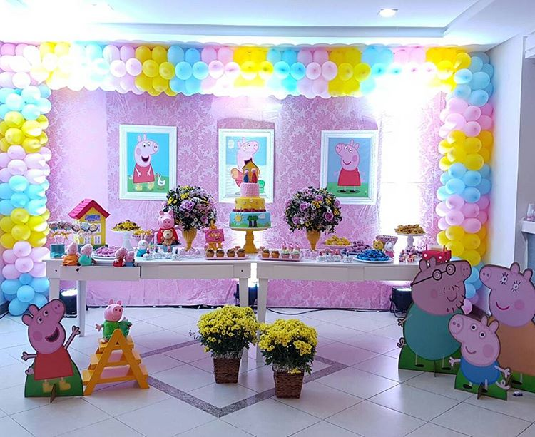 Festa Peppa Pig <img class=