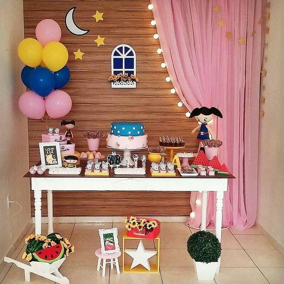 festa show da luna Rosa