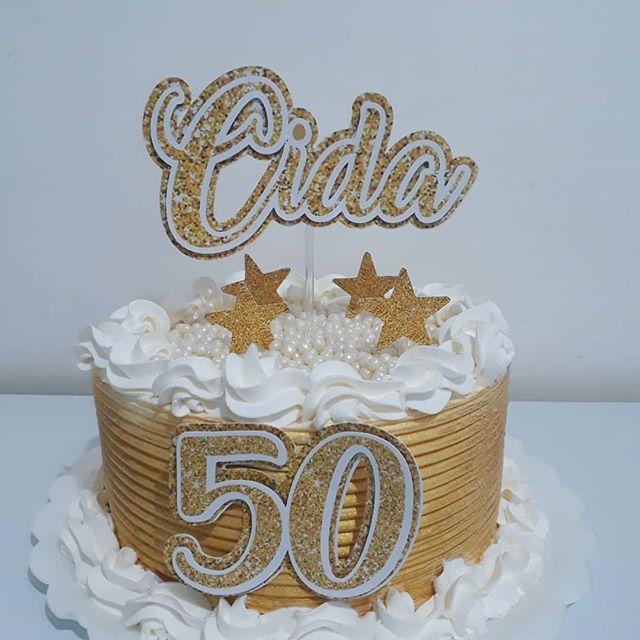 Bolo 50 Anos 60 Dicas Para Comemorar Em Grande Estilo