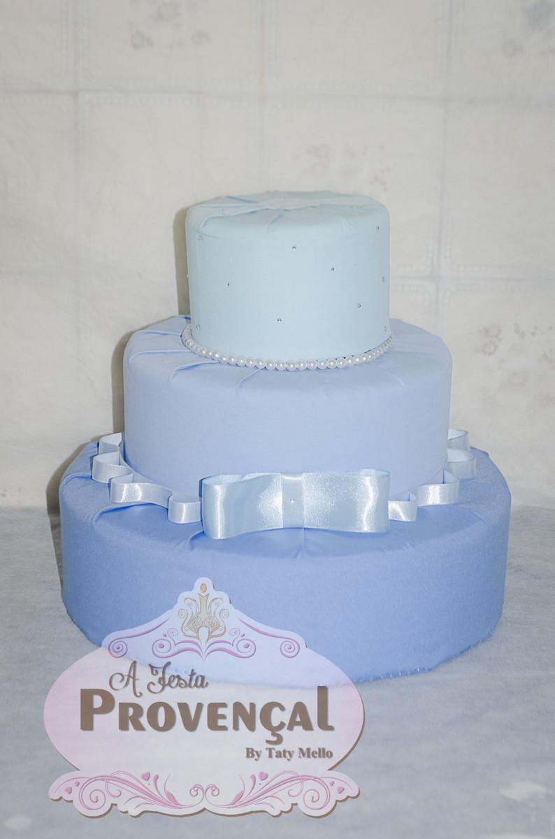 bolo fake frozen Tecido