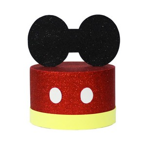 Bolo Fake Mickey Simples