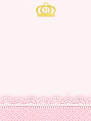 convite rosa Virtual