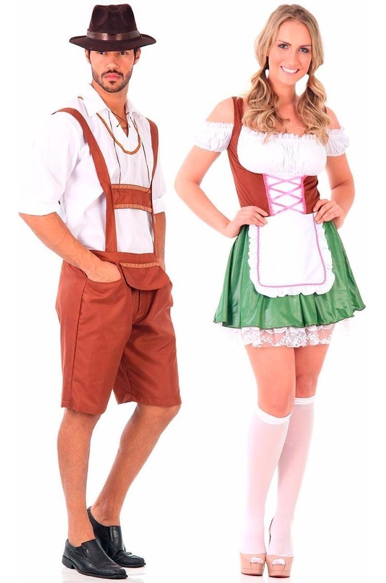 fantasia alemã Casal