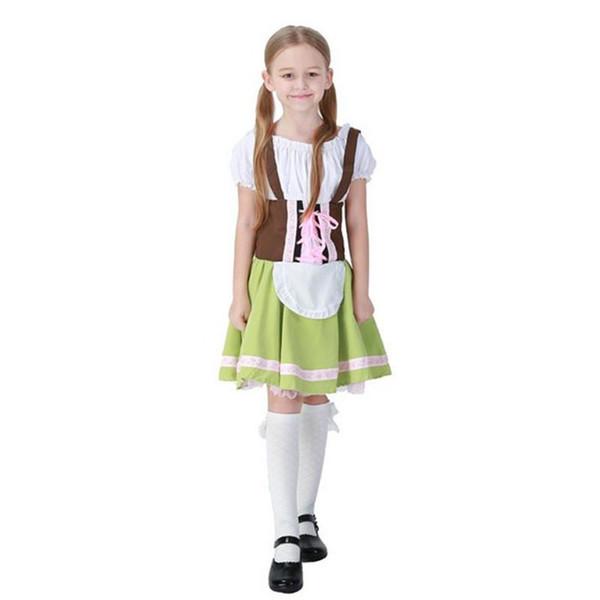 fantasia alemã Infantil