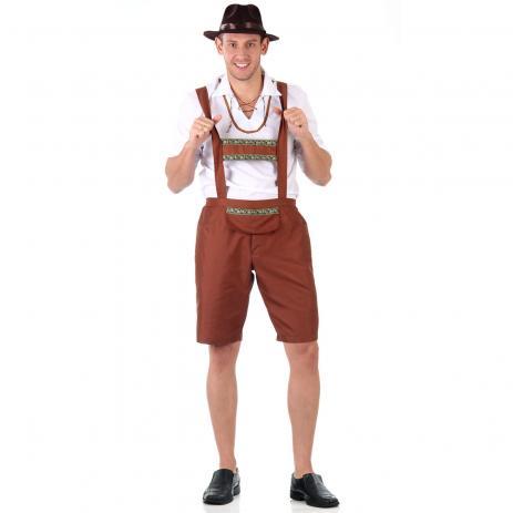 fantasia alemã Masculina