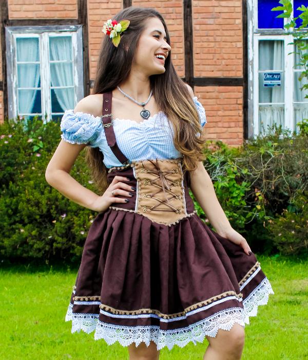 fantasia alemã Oktoberfest