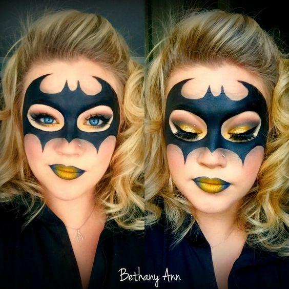 fantasia batman Criativa