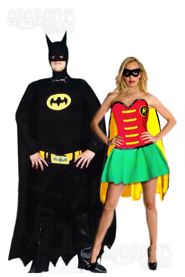 fantasia batman E Robin