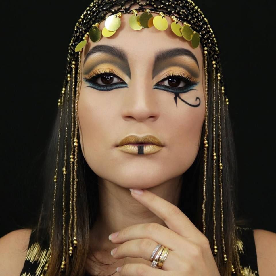fantasia cleopatra Acessórios