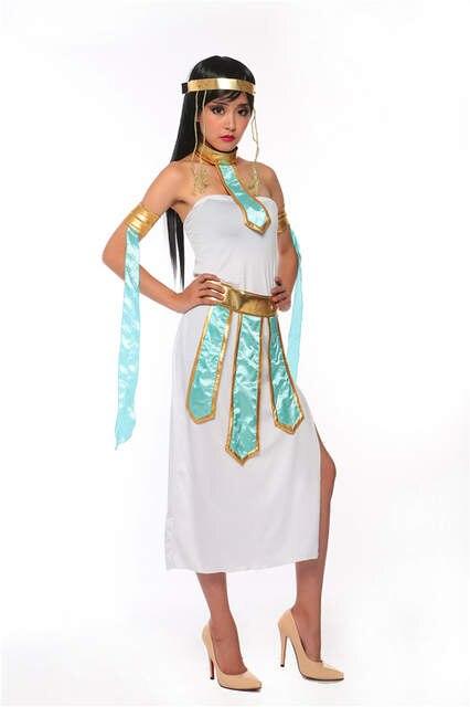 fantasia cleopatra Branca