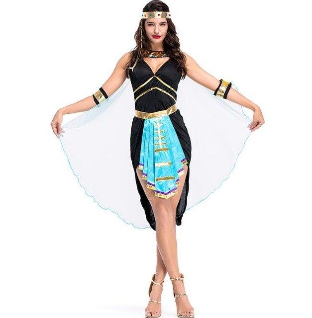 fantasia cleopatra Luxo